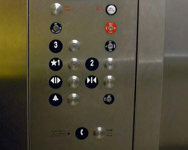 Mensen uren vast in lift in woonflat aan de Botersloot