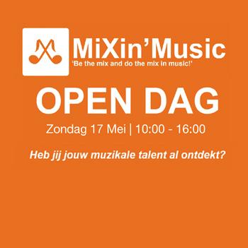 Open Dag MiXin'Music