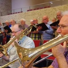 'Wat een leuk orkest is dit'