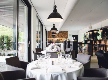 Pop up restaurant SCHOUFOUR bij CHIO