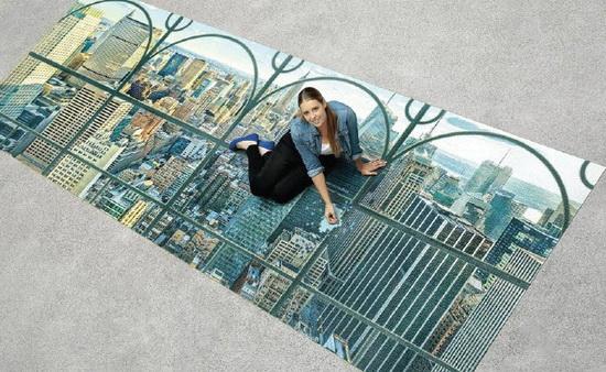 De New York City Window puzzel