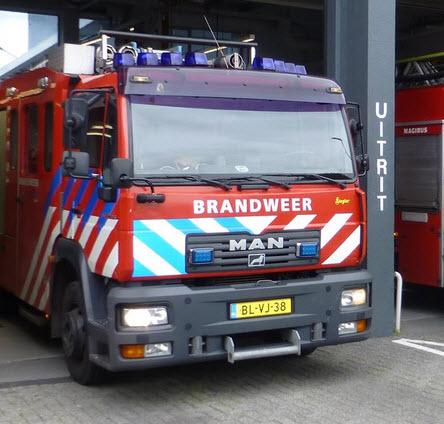Brandweerkazerne Bosland in Rotterdam geopend voor publiek