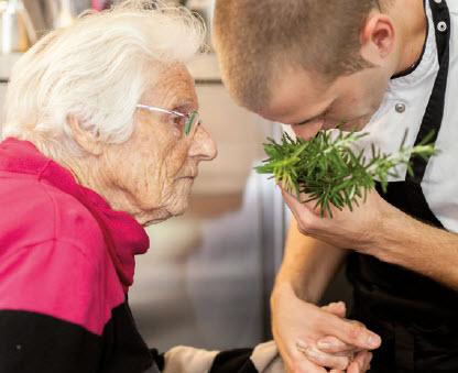 Reis door de wereld van dementie