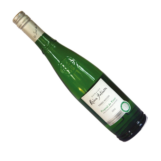 Picpoul de Pinet 2014 Ideaal om 's zomers te drinken!