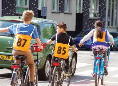 Verkeersexamen basisschoolkinderen