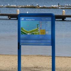 Kralingse Plas weer toegankelijk voor zwemmers