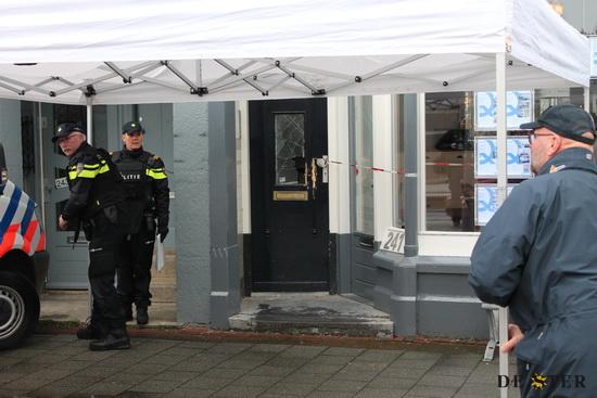 Bart van U. ook vervolgd voor moord Els Borst