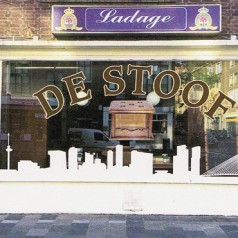 Kent u café DE STOOF? Niet? Dat kan kloppen
