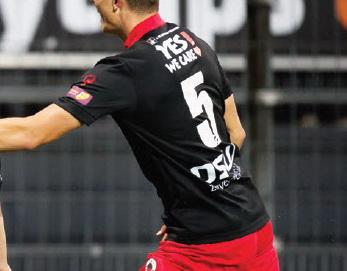 Excelsior zaterdag in eigen stadion tegen De Graafschap