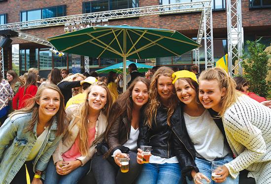 Eurekaweek – De nieuwe studenten zijn in de stad!