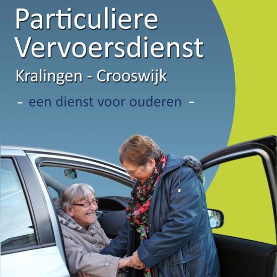 Vrijwilligers en ouderen voor Particuliere Vervoersdienst