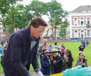 Gouden knijper voor IJsselmonde