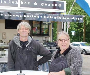 'Kraam van Kralingen' 'Lekker & gezond'