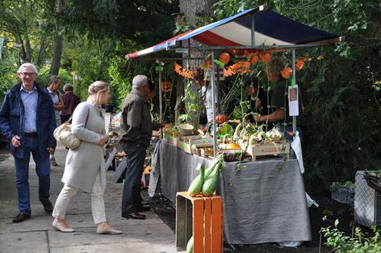 Najaars-Festival en Chutney-wedstrijd in Trompenburg Tuinen & Arboretum