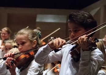 Wil jij in een orkest spelen?