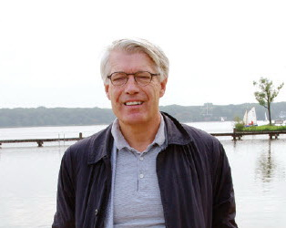 Wim van Heemst diende motie in over de blauwalg in de Kralingse Plas