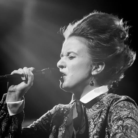 Rotterdams jazztalent Barbara Blijlevens in Pro Rege