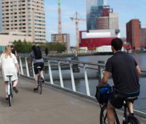 Debat met wethouder op fietsfan010.nl