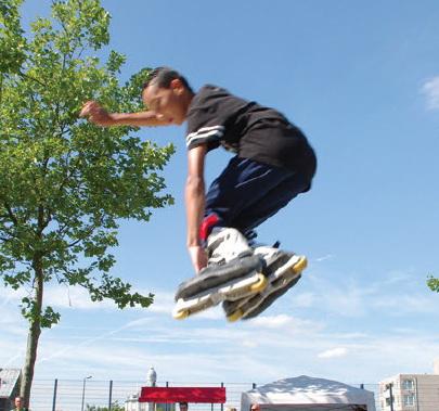 Opening skatebaan De Esch