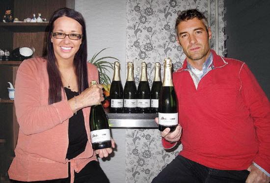Esther en Ray kralingse wijnspecialist