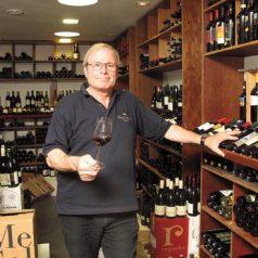 De neus van de Kralingse Wijnspecialist