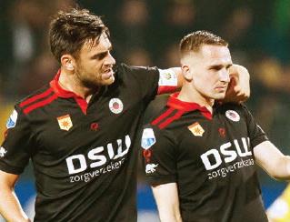 Excelsior al vier duels ongeslagen in de Eredivisie