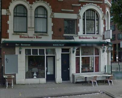 Kijkdag in failliet legendarisch Rotterdams café