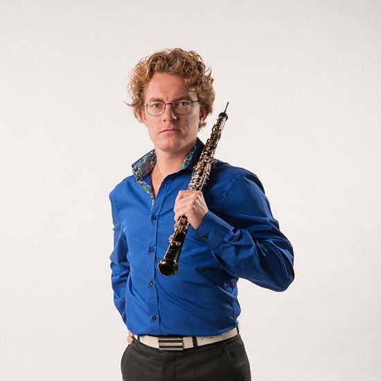 De lyrische hobo en Jong talent in Pro Rege