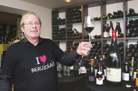 Niek Elshof kralingse wijnspecialist