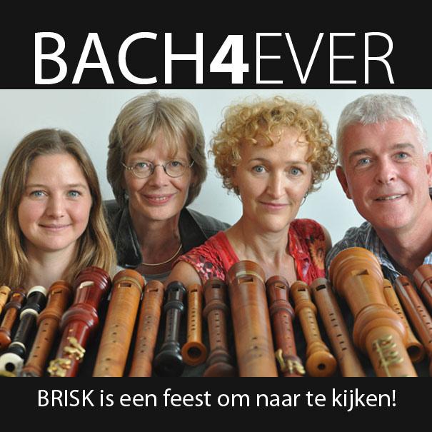 Bach 4 ever – BRISK is een feest om naar te kijken!