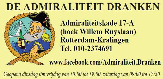 de admiraliteit dranken 550