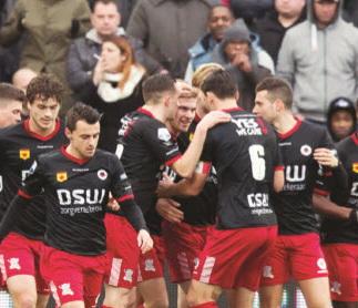 Excelsior zaterdag in uitverkocht Woudestein tegen Feyenoord