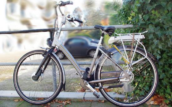 Van wie is deze fiets?
