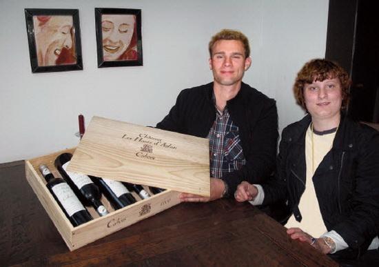 kralingse wijnspecialist winnaar week 48