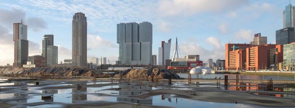 Hoe ziet Rotterdam er over 25 jaar uit?