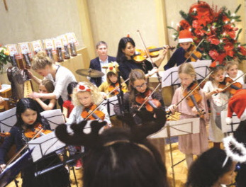 Kerstconcert MiXin'Music