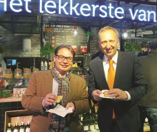 Rens van Overdam Gerard Koning coop