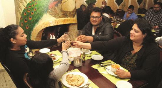 Restaurant Light of India