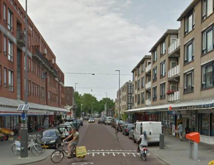 Ramkraak supermarkt Crooswijkseweg