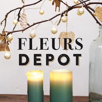 Fleurs Depot extra dagen open voor de kerst!