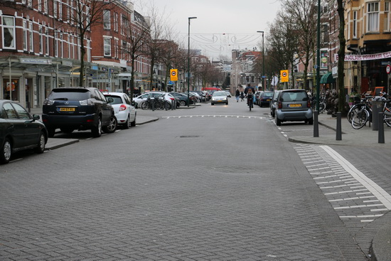 Werkzaamheden Lusthofstraat/Voorschoterlaan duren langer