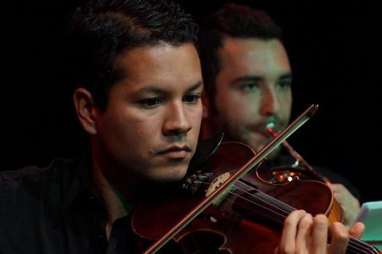 'No tie' orkest Camerata Rotterdam concert