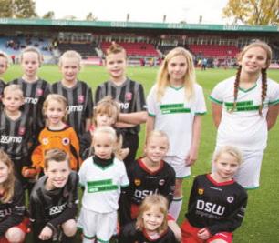 Sportclub Excelsior start met meisjesvoetbal