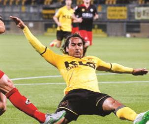 Twee thuiswedstrijden achter elkaar, tegen Roda JC en PSV