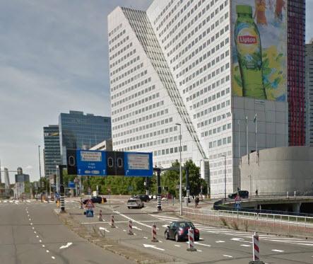 360 appartementen in kantoorgebouw Boompjes