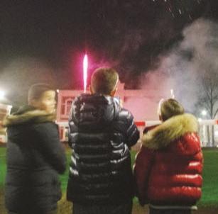 Royal Fireworks op Koeweide