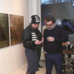 'Bordertown' in Bob Smit gallery