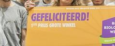 Gimsel in Rotterdam is Beste Biologische Winkel van Nederland!
