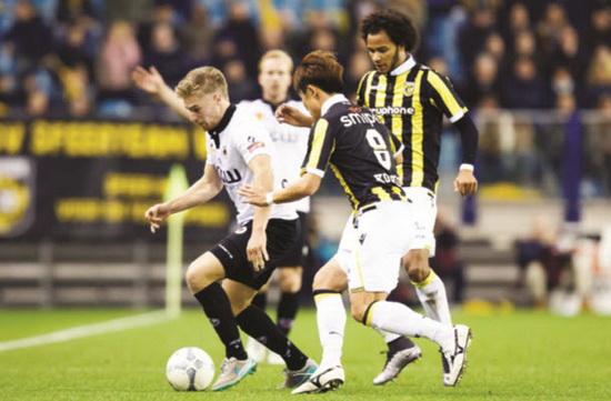 Belangrijke thuiswedstrijd van Excelsior tegen Willem II