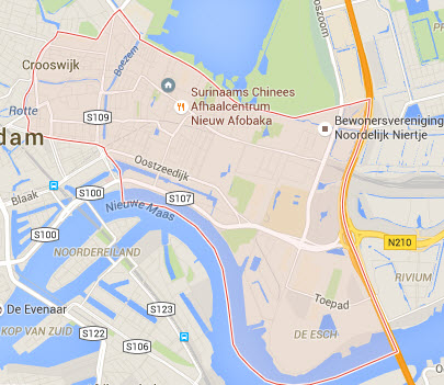 Kralingen en Crooswijk, twee extremen